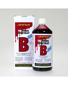 "SAFEX®-UNIVERSAL-EFFEKTBLUT ""B"""