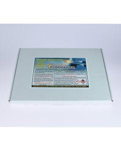 SAFEX®-Pyropapier 20 x 50 cm, Doppelbogen
